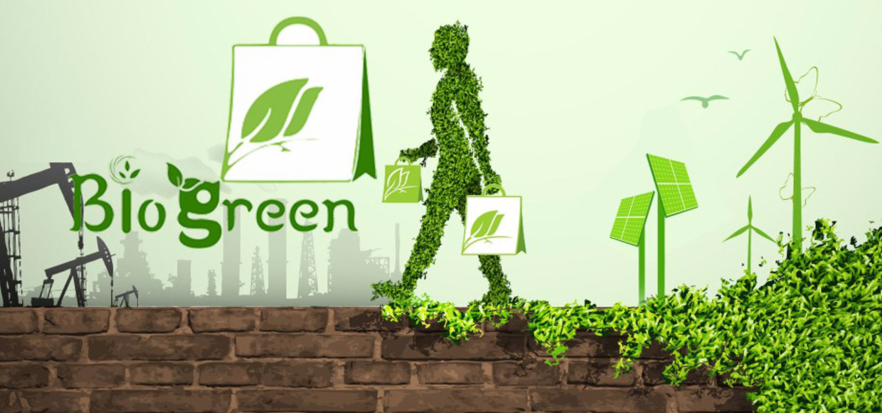 Bio Green Slider